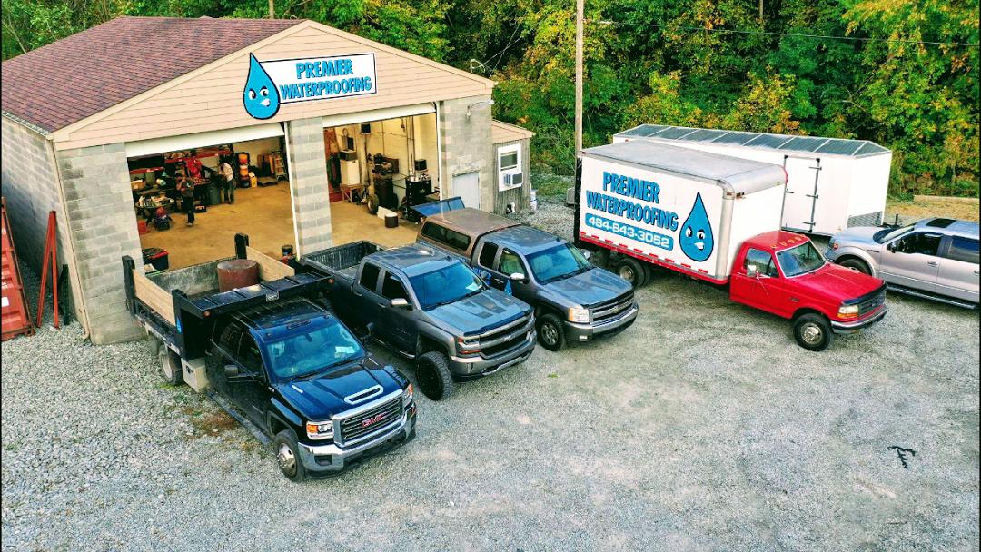 Premier Waterproofing Group Shop