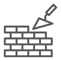 foundation repair icon